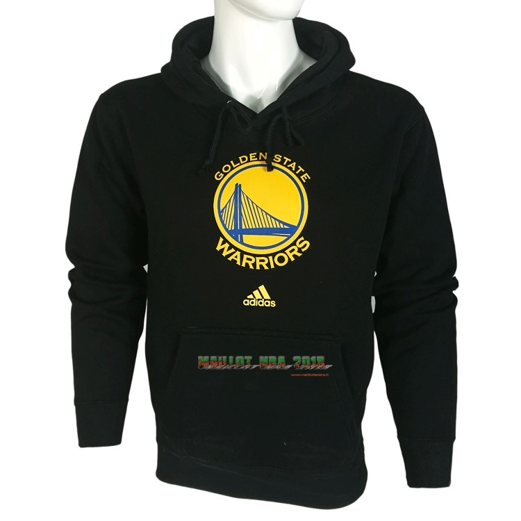 Hoodies NBA Golden State Warriors Noir City