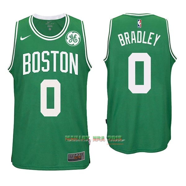 Maillot NBA Nike Boston Celtics NO.0 Avery Bradley Vert