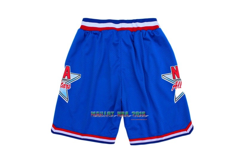 Short Basket 1992 All Star Bleu