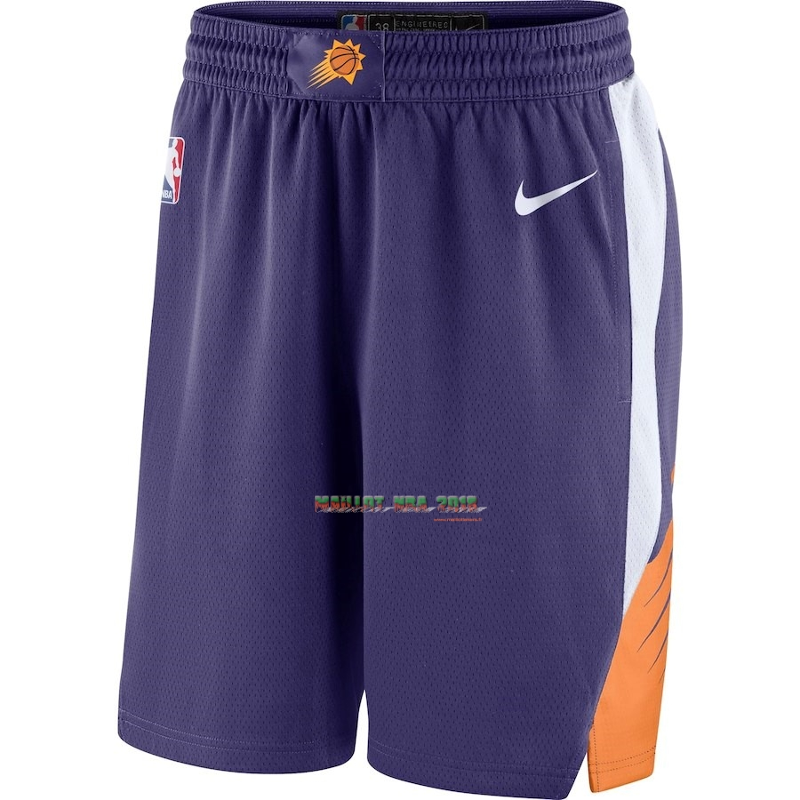 Short Basket Phoenix Suns Nike Pourpre Icon 2018