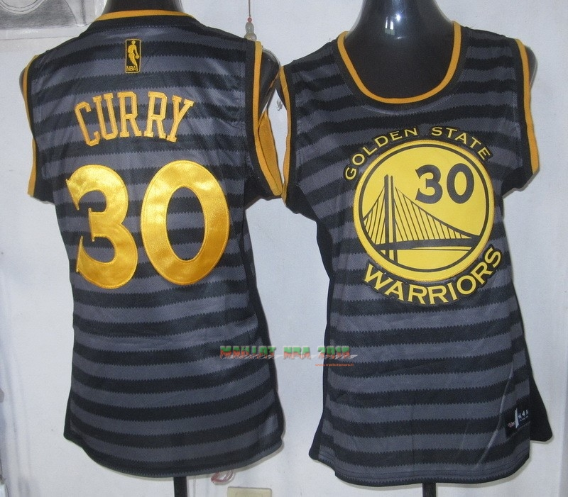 Maillot NBA Femme Groove Fashion NO.30 Stephen Curry