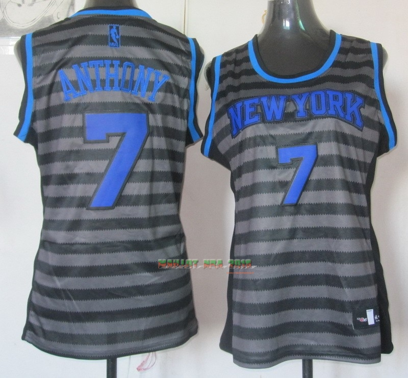 Maillot NBA Femme Groove Fashion NO.7 Carmelo Anthony