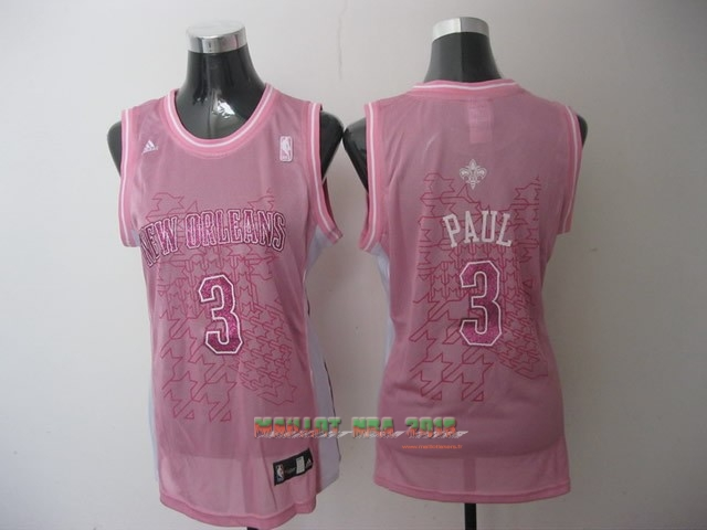 Maillot NBA Femme Los Angeles Clippers NO.32 Blake Griffin Rose