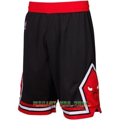 Short Basket Nike Chicago Bulls Noir