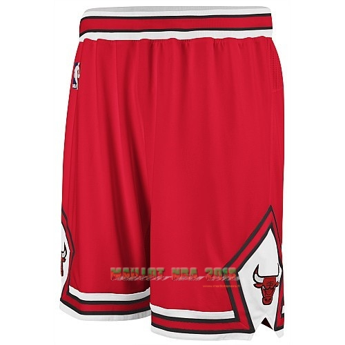 Short Basket Nike Chicago Bulls Rouge