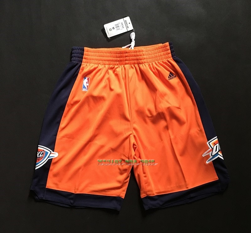 Short Basket Oklahoma City Thunder Orange