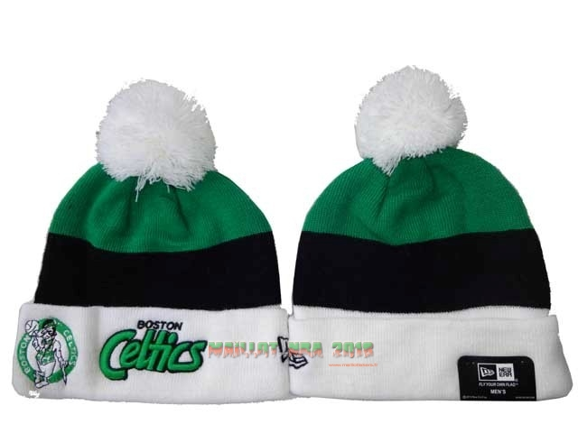 Tricoter un Bonnet 2017 Boston Celtics Blanc