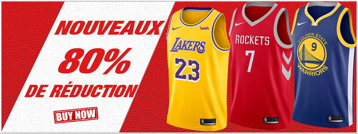 MAILLOT NBA NIKE 2018 Pas Cher